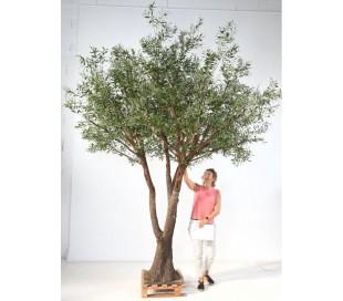 Stort kunstigt oliventræ H330 cm