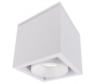 Ceti loftslampe 11W LED Ø8,5 cm - Hvid