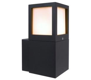Facado A væglampe H24,5 cm E27 - Antracit