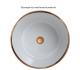 Tinozza håndvask i keramik 58,5 x 40 cm - Sølv