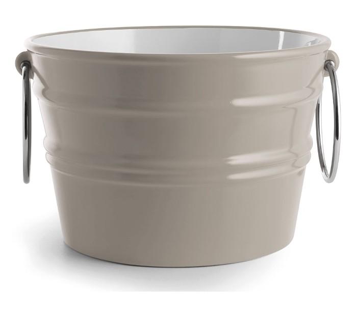 Bacile håndvask i keramik ø46,5 cm - mat ler grå fra mullan lighting på lepong.dk