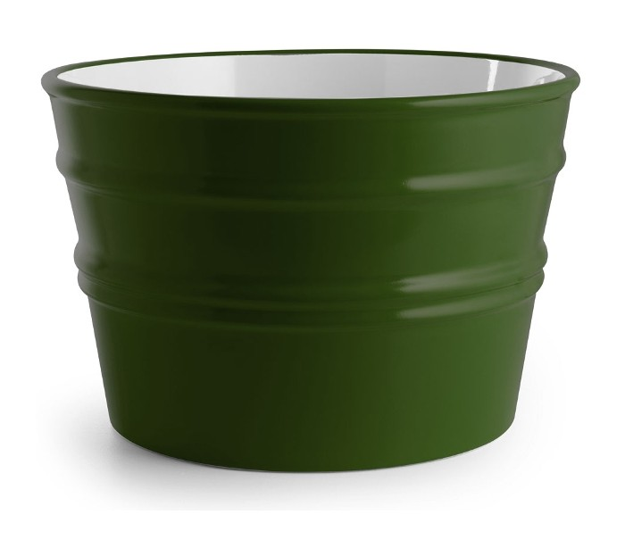 Image of   Bacile håndvask i keramik Ø46,5 cm - Engelsk grøn