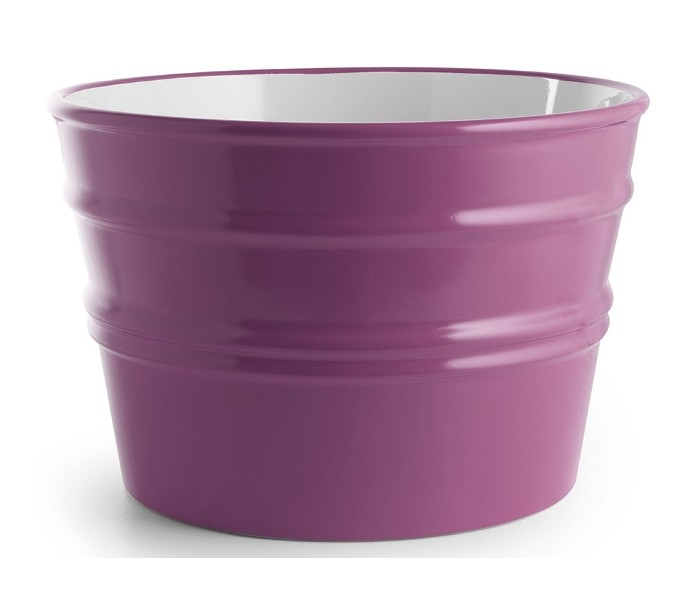 horganica Bacile håndvask i keramik ø46,5 cm - lilla på lepong.dk