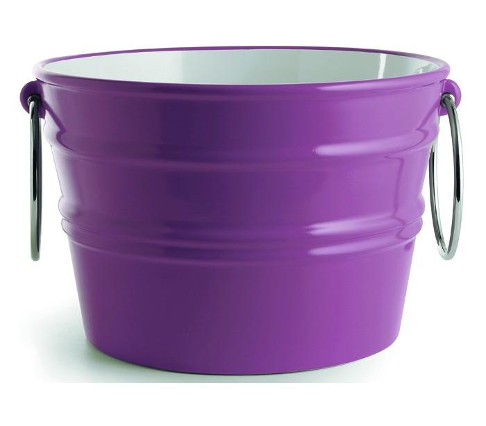 Image of   Bacile håndvask i keramik Ø46,5 cm - Lilla