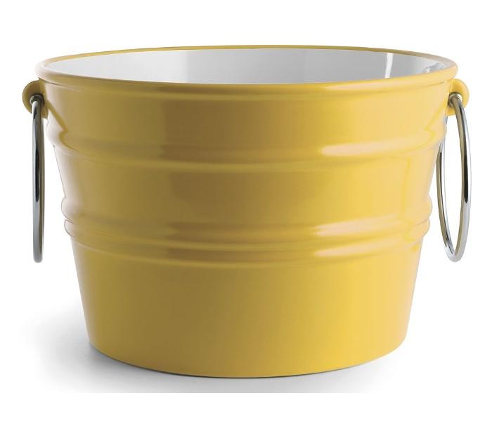 Image of   Bacile håndvask i keramik Ø46,5 cm - Solgul