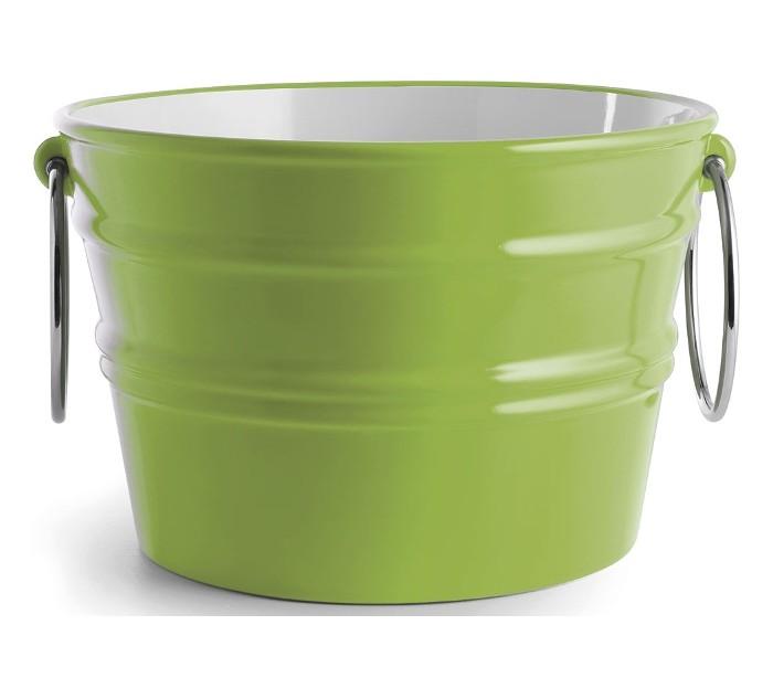 Image of   Bacile håndvask i keramik Ø46,5 cm - Limegrøn