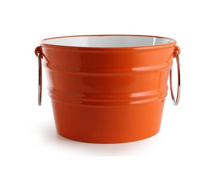 Image of   Bacile håndvask i keramik Ø46,5 cm - Orange