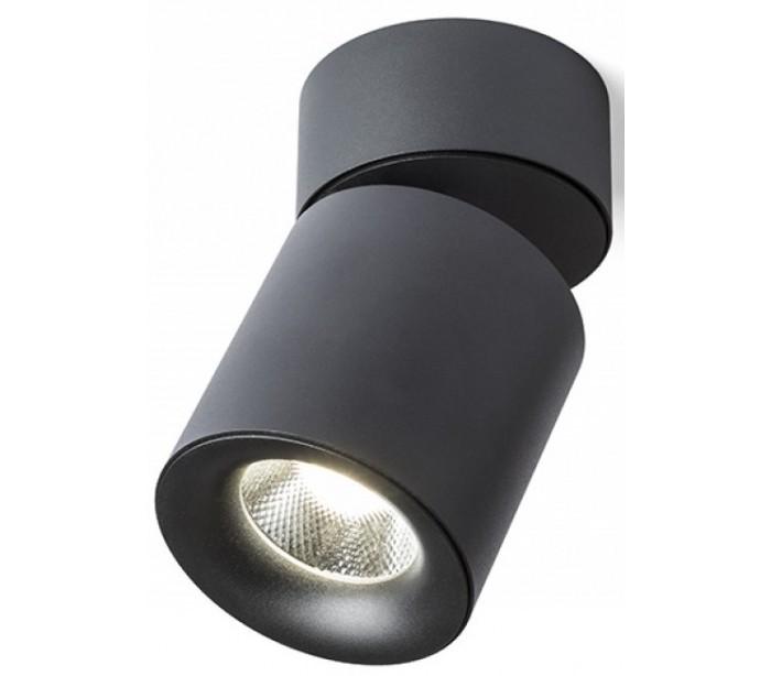 rendl light studio Condu kipbar påbygningsspot led 20w - sort fra lepong.dk