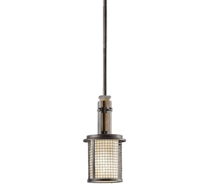 kichler Ahrendale loftslampe ø15,2 cm 1 x e27 på lepong.dk