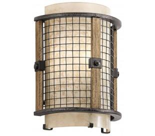Ahrendale Væglampe H25,4 cm 1 x E14