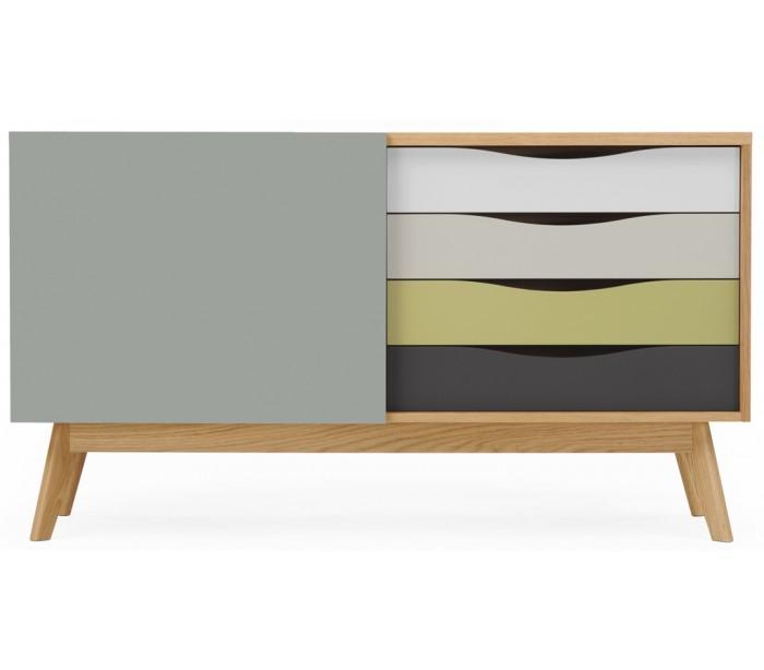 Avon sideboard i retro design - eg/abbey fra selected by lepong fra lepong.dk