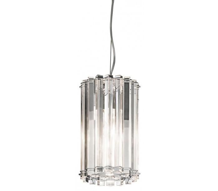Crystal Loftlampe IP44 Ø16,7 cm 2 x G9 LED – Krom fra Kichler