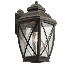 Tangier Væglampe H43,2 cm 1 x E27