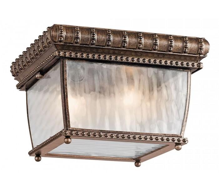 kichler Venetian rain loftslampe ø23,5 cm 2 x e14 på lepong.dk