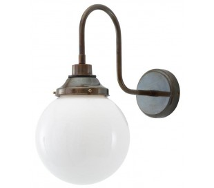 Laguna Udendørs Væglampe 40 x 20 cm 1 x E27 IP44