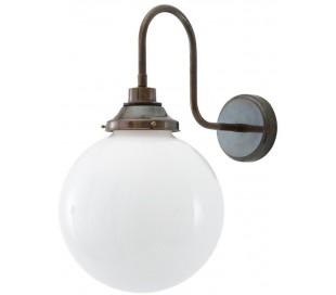 Laguna Udendørs Væglampe 45 x 25 cm 1 x E27 IP44
