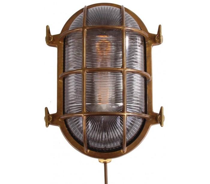 Ross Badeværelseslampe 26 x 19,5 cm 1 x E27 IP54