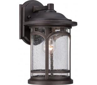 Marblehead Væglampe H36,7 cm 1 x E27 - Rustik bronze