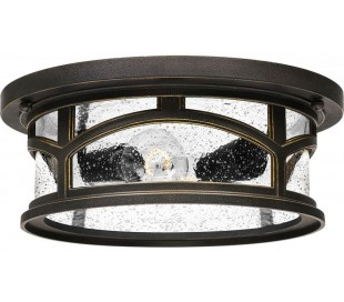 Marblehead Loftslampe Ø33 cm 2 x E27 - Rustik bronze