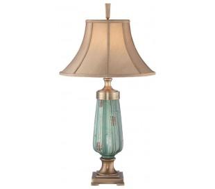 Monteverde Bordlampe H86,4 cm 1 x E27 - Grøn/Messing