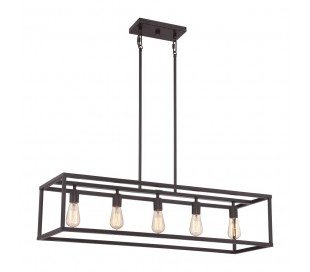 New Harbour Loftslampe 96,5 - 30,5 cm 5 x E27