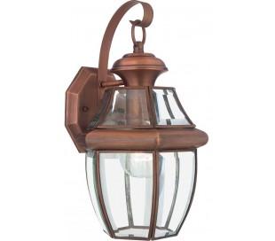 Newbury Væglampe H36,9 cm 1 x E27