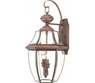Newbury Væglampe H53,1 cm 2 x E14
