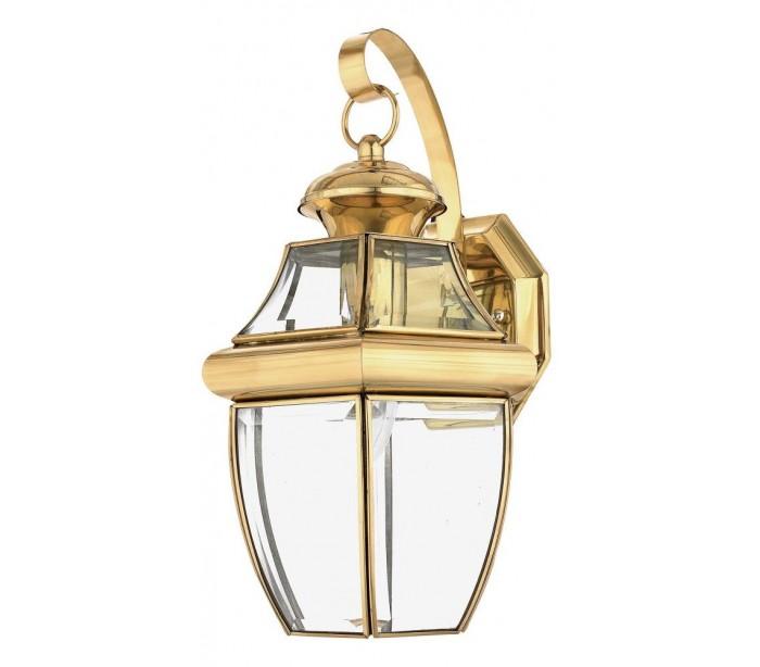 Newbury Væglampe H36,9 cm 1 x E27 fra Quoizel Lighting