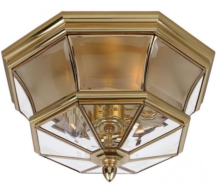 Newbury Loftslampe Ø36,3 cm 3 x E14 fra Quoizel Lighting