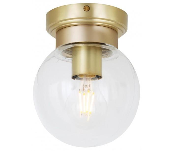 Jordan badeværelseslampe ø15 x h20 cm 1 x e27 ip65 fra mullan lighting på lepong.dk
