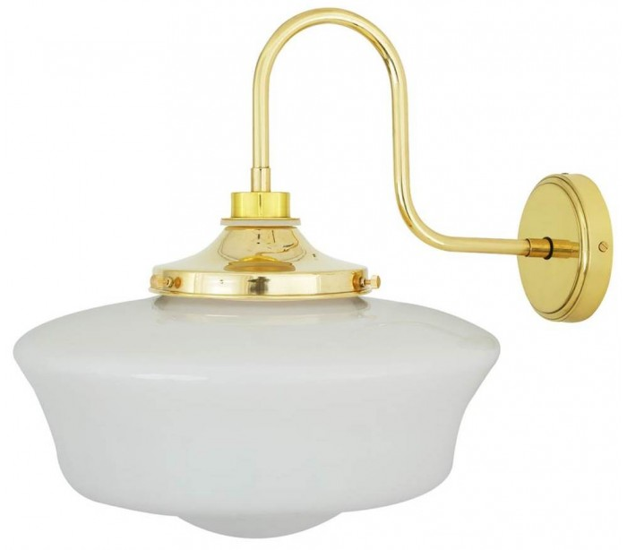 Image of   Anath Badeværelseslampe H39 x B35 cm 1 x E27 IP44