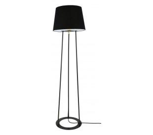 Borris Gulvlampe H146 cm 1 x E27 - Sort/Sort