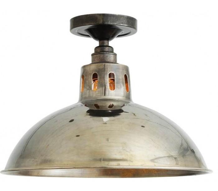 Image of   Paris Plafond Ø30 cm 1 x E27 - Antik sølv