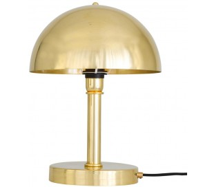 Turku Bordlampe H36 cm 1 x E27 - Poleret messing