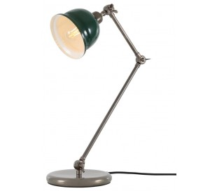 Nico Bordlampe H45 - 65 cm 1 x E27 - Racing green