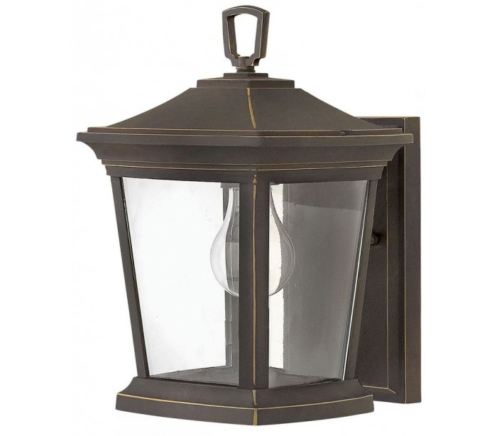 Image of   Bromley Væglampe H29,9 cm 1 x E27