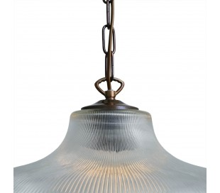 Essence loftslampe Ø40 cm 1 x E27 - Antik messing