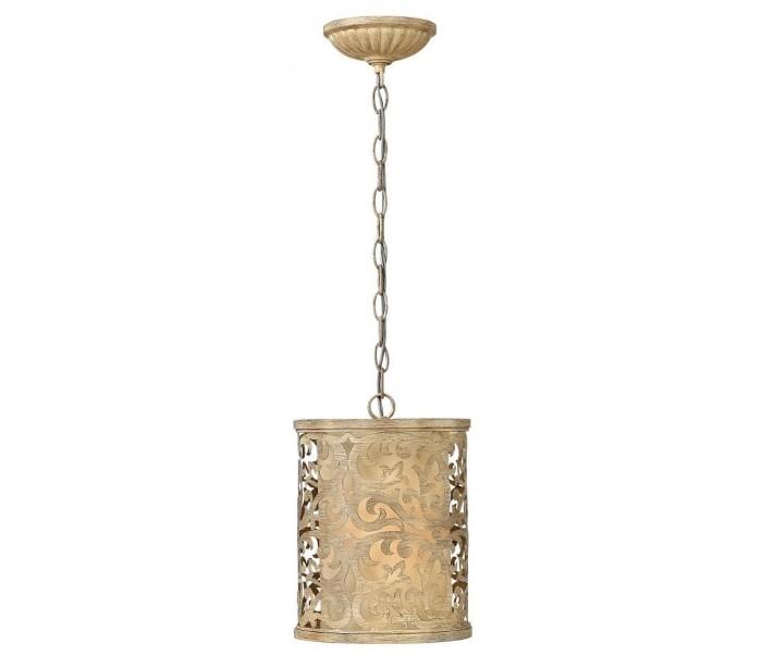hinkley lighting Carabel loftslampe ø22,9 cm 1 x e27 - børstet champagne på lepong.dk