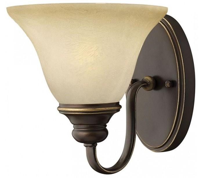 hinkley lighting Cello væglampe h21 cm 1 x e27 - antik bronze på lepong.dk