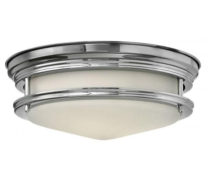 Image of   Hadley Badeværelseslampe Ø30,5 cm 2 x G9 LED - Poleret krom