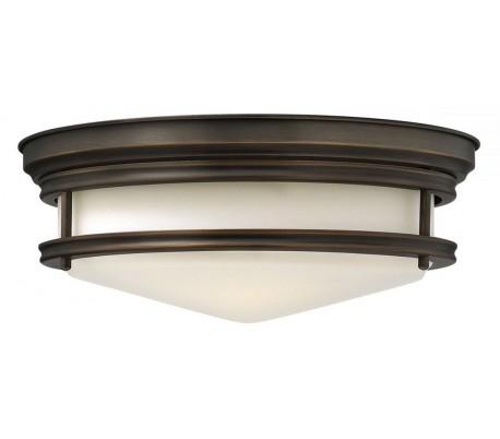 Hadley Plafond Ø35,6 cm 3 x E27 - Aldret bronze