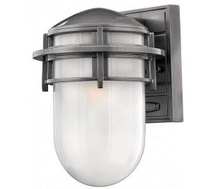 Reef Væglampe H27,3 cm 1 x E27 - Aluminium