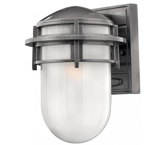 Reef Væglampe H27,3 cm 1 x E27 – Aluminium fra Hinkley Lighting