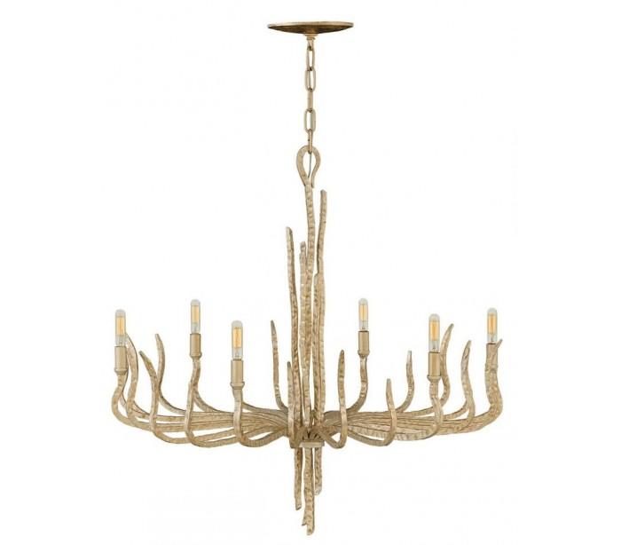 hinkley lighting – Spyre lysekrone ø71,1 cm 6 x e14 - champagne guld fra lepong.dk