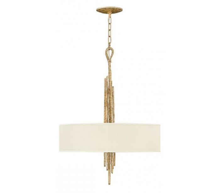 hinkley lighting – Spyre loftlampe ø61 cm 6 x e14 - champagne guld/beige fra lepong.dk