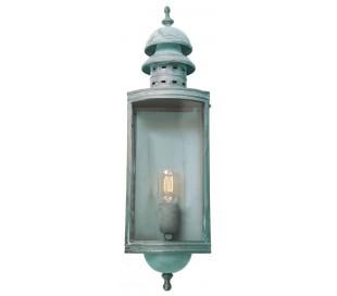 Downing Street Væglampe H60 cm 1 x E27 - Verdigris