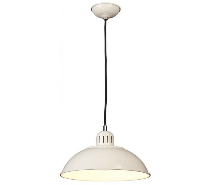 elstead lighting – Franklin pendellampe ø30 cm 1 x e27 - creme fra lepong.dk