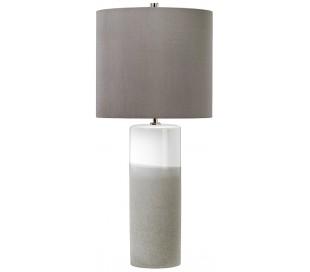 Fulwell Bordlampe H68 cm 1 x E27 - Mat grå/Grå