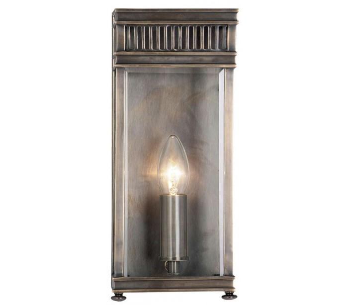 elstead lighting – Holborn væglampe h31 cm 1 x e14 - mørk bronze fra lepong.dk