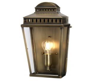 Mansion House Væglampe H37,5 cm 1 x E27 - Aldret messing